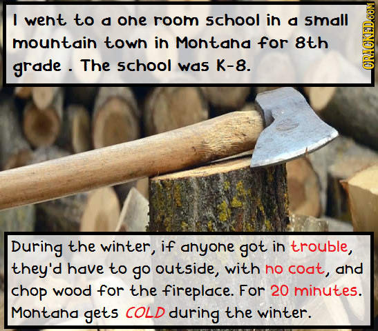 The 22 Most Awful Rules And Lessons From Your School Days
