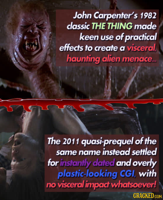 Cutting-Edge Special Effects That Already Look Like Garbage