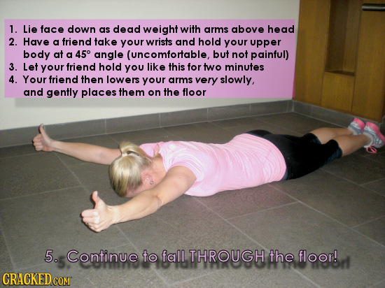 12 Freaky Things You Didn't Know Your Body Can Do