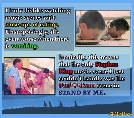 Weirdly Disturbing Moments In Mainstream Movies & Shows