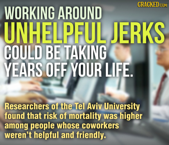 16 Ordinary Habits That Will Cut Your Life Short