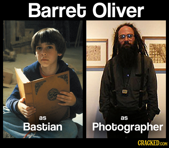 Barret Oliver as as Bastian Photographer CRACKED.COM