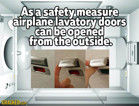 26 Weird Hidden Safety Features You Probably Never Noticed