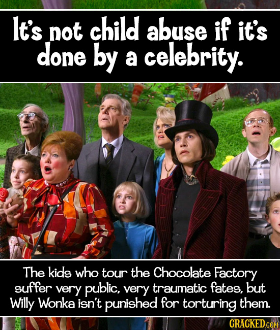 20 Movies & Shows That Send Terrible Messages To Kids