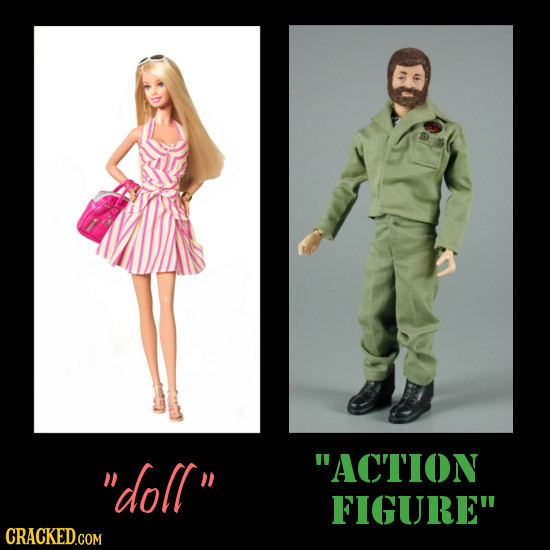 doll ACTION FIGURE