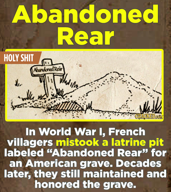 16 Hilarious True Stories Left Out of History Class