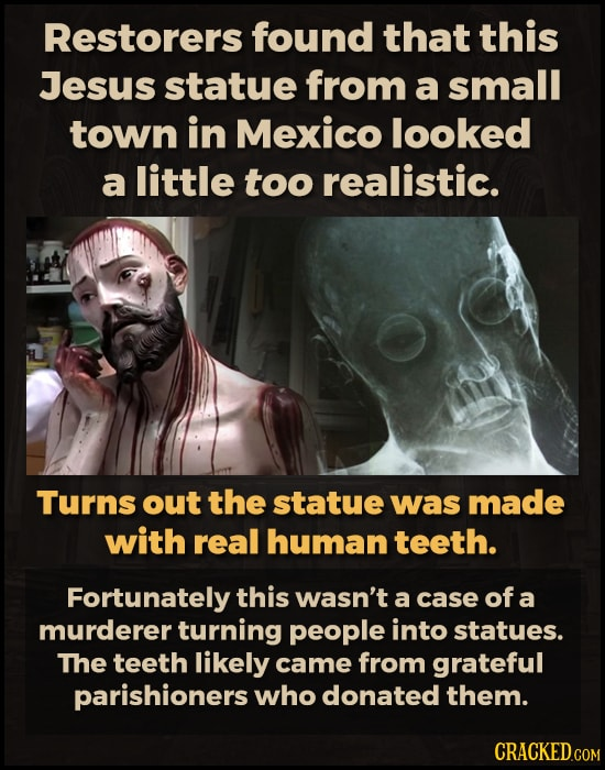 23 Horror Movie Moments That Happened In Real Life