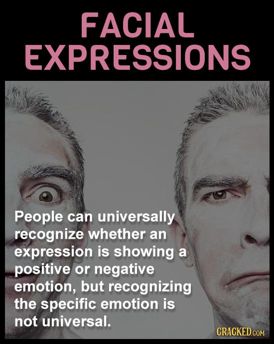 15 Human Behaviors That Seem Universal But Aren't