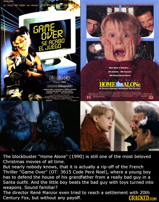 17 Famous Movies That Ripped Off From Lesser-Known Films