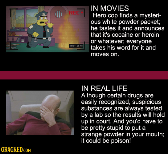 16 Things Movies Always Get Wrong About Everyday Jobs