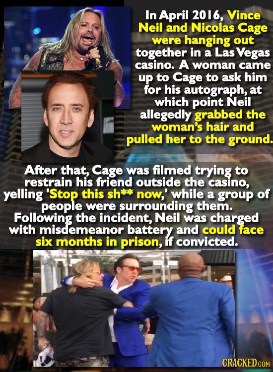 15 Recent Celebrity Scandals That Flew Under The Radar