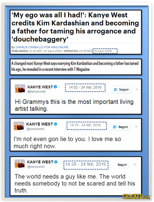 13 Celebrity Tweets That Take Hypocrisy To A New Level