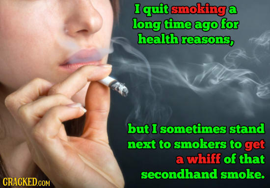 20 Dangerously Bad Habits You Know About & Can't Break