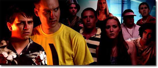 Trailer for Swaim's Feature Length Horror Movie