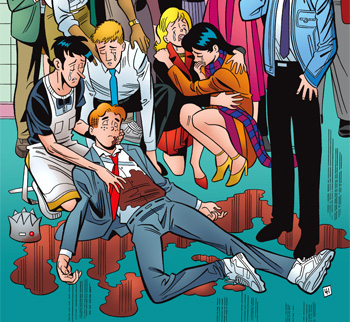 4 Ways Archie Comics Have Gone F***ing Crazy