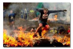 5 Bizarrely Masochistic Races People Run for 'Fun'