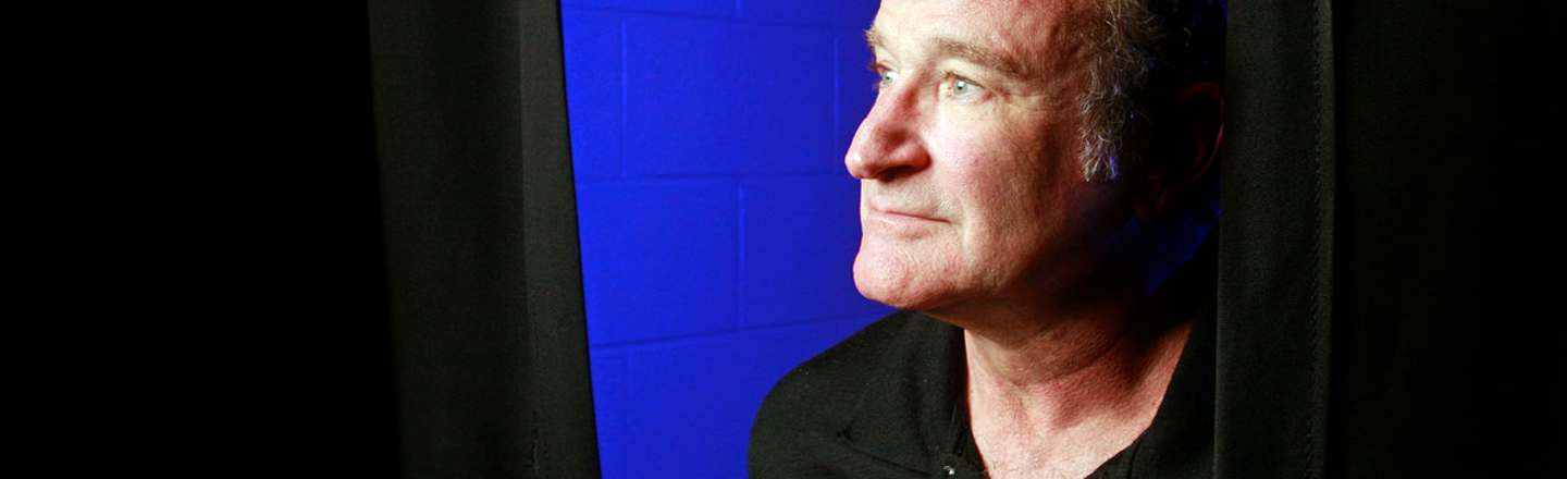 Robin Williams and Why Funny People Kill Themselves