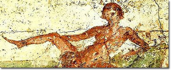 6 Filthy Pieces Of Graffiti From Ancient History-6333