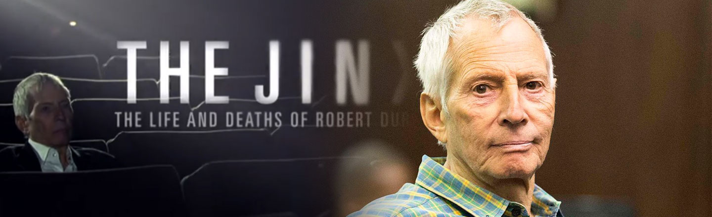 4 Insane Things 'The Jinx' Didn't Reveal About Robert Durst