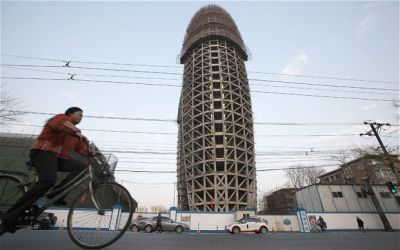 How One Man Tricked China into Building a Giant Dong