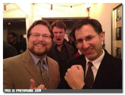 The 3 Most Notorious Photobombers on the Internet (Part 2)