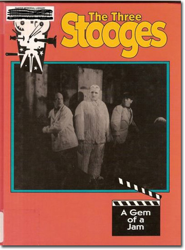 Found at Your Local Library: The Three Stooges Book