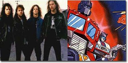 If Famous Musicians Were '80s Cartoons