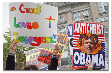 Why Obama Is the Least Efficient Antichrist Ever