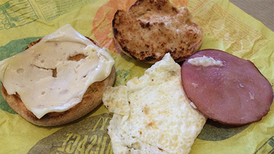 The 3 Most Disgusting Breakfasts in America