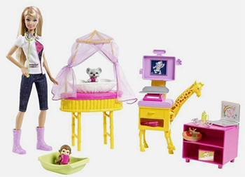 The 4 Most Baffling Career-Themed Barbie Dolls