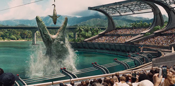 4 Signs 'Jurassic World' Is Supposed to Be a Comedy