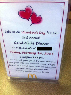 The 4 Worst Ways You Could Possibly Spend Valentine's Day