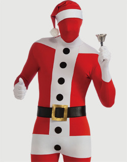 The 8 Most Unintentionally Terrifying Christmas Costumes