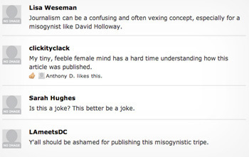 The 4 Most Sexist Attempts at Giving Women Advice