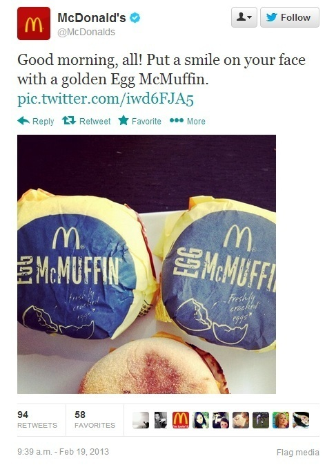 Why McDonald's Has the Most Insane Twitter Account
