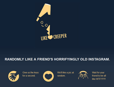 4 New Apps Designed by the Creepiest People You Know