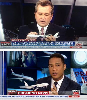 4 Times News Channels Totally Ran Out of Shit to Talk About