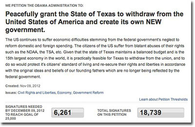 Why the 'Anti-Obama States Secede!' Story Is a Lie