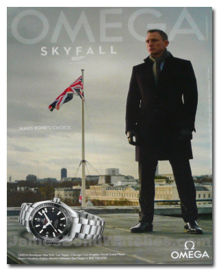 What James Bond Movies Tell Us About the Economy