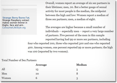 Mathematical Proof That the Media Is Sexist and Bad at Math