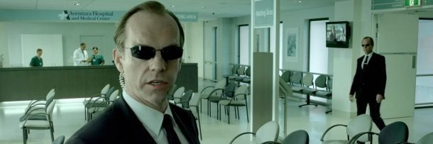 The GE Mascot That Proves They've Never Seen 'The Matrix'