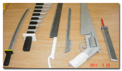 9 Regular Objects Turned into Insane Prison Weapons