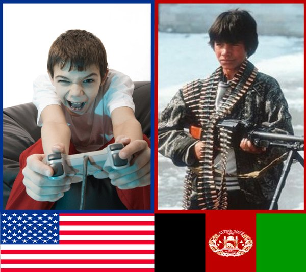 Happy birthday kids! You only turn twelve once! Now, why aren't we winning this war in Afghanistan?