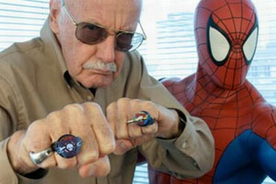Stan Lee has always been this old.